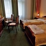 Hotel astória dvojlôžková izba superior de luxe