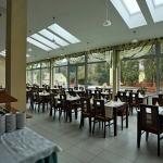 Hotel ozón jedáleň