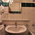 Hotel ozón kúpelňa v izbe superior de luxe