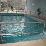 Balneoterapia relaxačný bazén