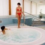 Balneoterapia vírivá vaňa