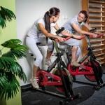 Wellness spa fitness centrum
