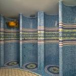 Wellness spa ochladzovacie sprchy