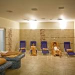 Wellness spa oddychová miestnosť