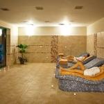Wellness spa tepidárium